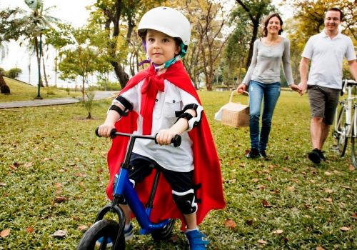 kids bike safety featured image